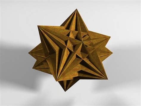 how to make origami 3d shapes origami 3d shapes through a mathematician s