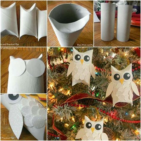 owl craft toilet paper roll owls out of toilet paper rolls tecnicas y manualidades