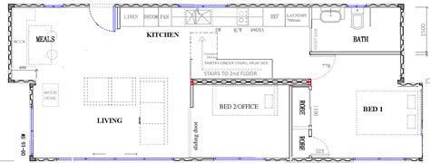 shipping container home floor plans container home floor plan blue mountains shipping