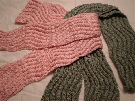 b knit scarf knitting patterns knitting gallery