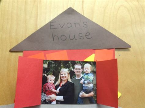 family craft for best 25 family preschool themes ideas on