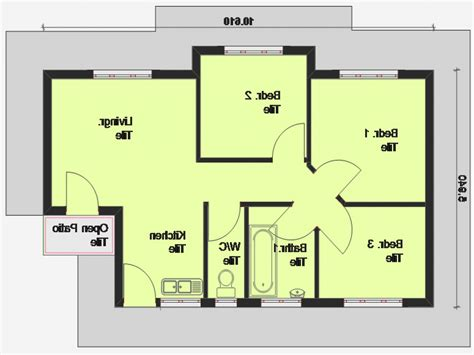 3 bedroom house plans three bedroom house plans in south africa home combo