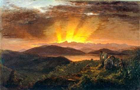 glow in the paint jamaica frederic edwin church in jamaica by d trebilcock