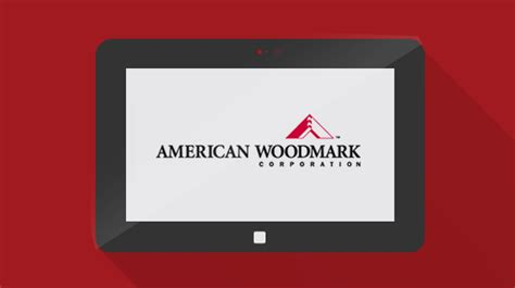 american woodwork american woodmark s quality focused mobile strategy