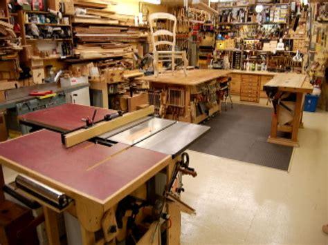 woodworking shop montreal quot bunker quot workshop finewoodworking
