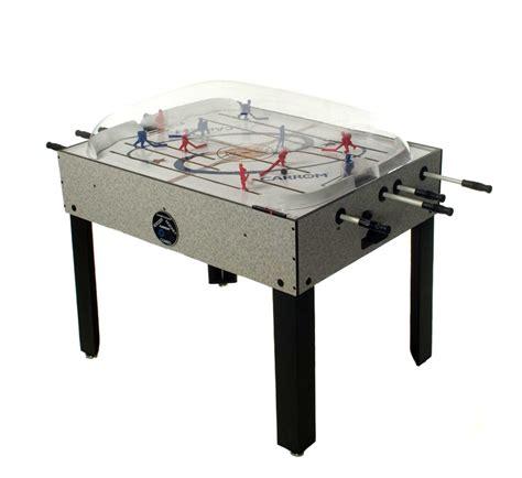 table hockey rod hockey table