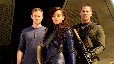 course of the series 1 in anticipation of killjoys season 2 here s your crash
