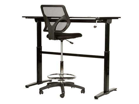 Stand Up Desk Chairs by Stand Up Desk Or Chair Your Choice