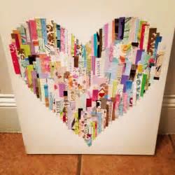 crafts with cards wedding card craft wall diy wedding