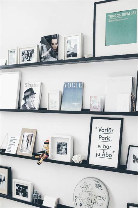 floating black shelves floating bookshelves ideas for your home