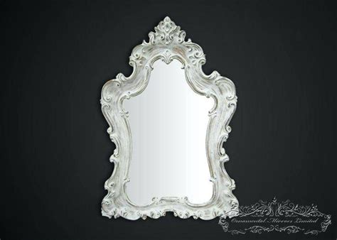 large white shabby chic mirror 15 best of large white shabby chic mirrors