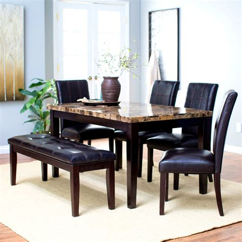 dining table and chairs for 6 details about 7 pc oval dinette kitchen dining room table