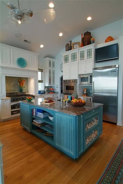 unique kitchen 64 unique kitchen island designs digsdigs
