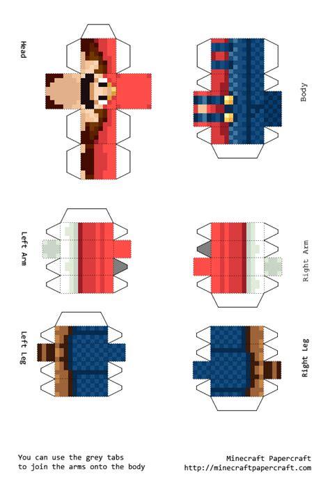 mario paper craft papercraft mario