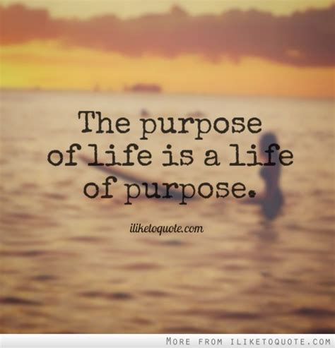 the purpose of quotes tagged purpose