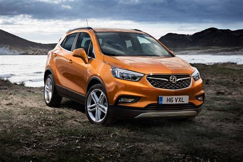 vauxhall mokka x revealed a facelift and a name change