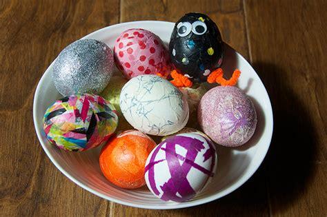 decoupage easter eggs sticky fingers decoupage easter eggs treasure seeking