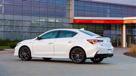2019 Acura Ilx by 2019 Acura Ilx A Spec Drive Finally A Contender
