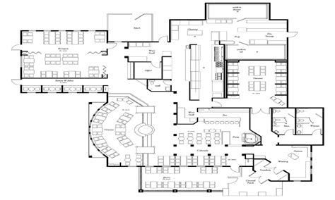 fast food restaurant floor plan restaurant floor plan design of and plans inspirations