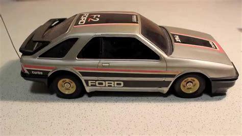 Ford Rc Car by Ford Xr4i Rc Car