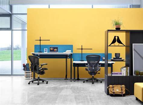 herman miller standing desk herman miller ratio sit stand desk office furniture