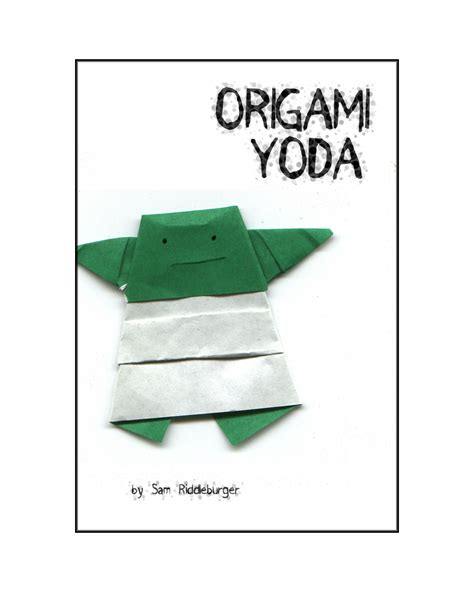 origami yoda book 1 some answers or ttt the way origami yoda