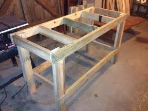 workbench plans white easy workbench diy projects