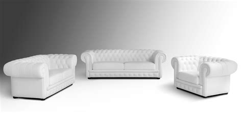 white tufted leather sofa sir william white tufted bonded leather sofa set