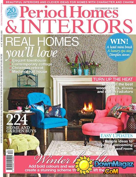 period homes interiors magazine period homes interiors december 2014 187 pdf magazines magazines commumity