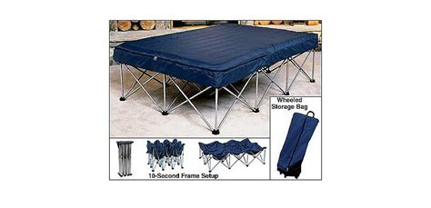 folding bed frame for air mattress folding air bed frame with air bed and on popscreen