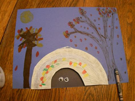 Hibernating Animals Preschool Images