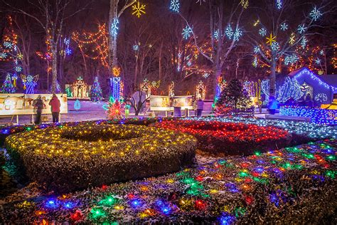 la salette lights national shrine of our la salette attleboro ma