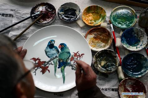 cultural crafts for intangible cultural heritage ceramic arts and crafts