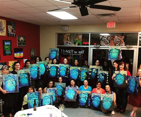 paint with a twist la painting with a twist in prairieville la 70769 citysearch