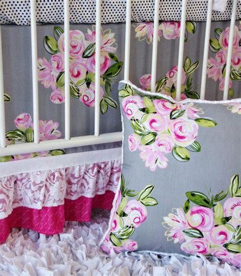 vintage baby bedding for vintage floral baby bedding set