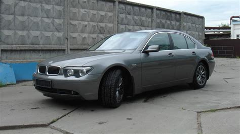 2003 Bmw 7 Series by 2003 Bmw 7 Series Image 1