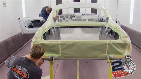 spray painting tips car spray booth tips tri tone race car paint 2 minute tech