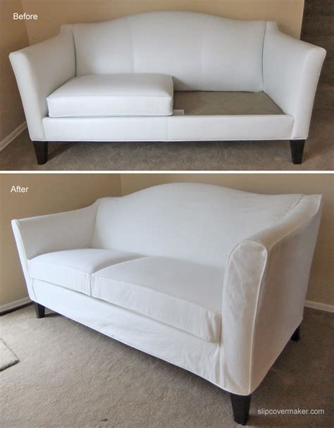 white slipcover for sofa white denim slipcover for ethan allen leather sofa the
