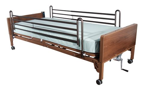side bed rails for bed drive length hospital bed side rails drive