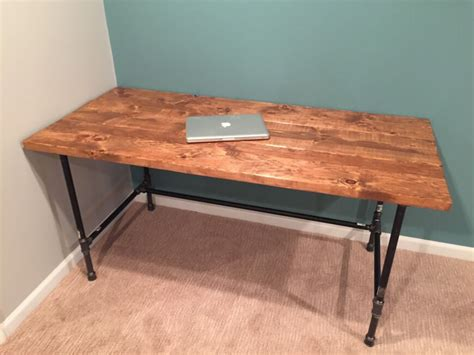 home built computer desk diy how to build a desk