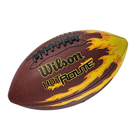 football rubber st review wilson ncaa route american football