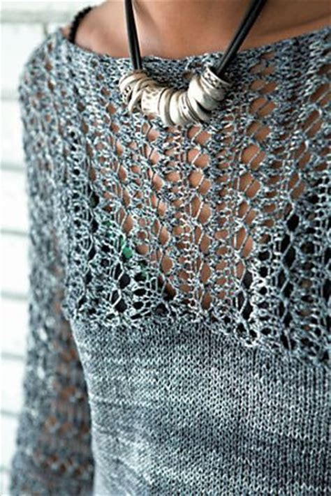 knitted jumper patterns free 25 best ideas about lace knitting patterns on
