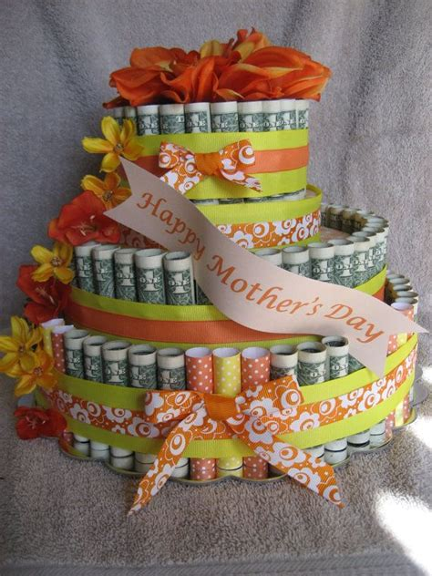 made gifts check out money cake quot happy mothers day quot unique gift
