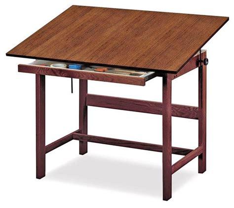 drafting table plans free drafting table plans diywoodtableplans