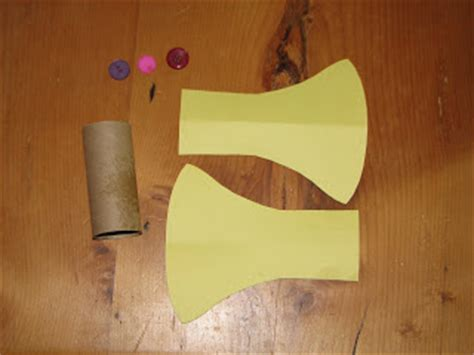 trumpet craft for bible story hour unit 1 lesson 15 gideon