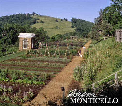 amazing vegetable gardens t jefferson s amazing vegetable garden
