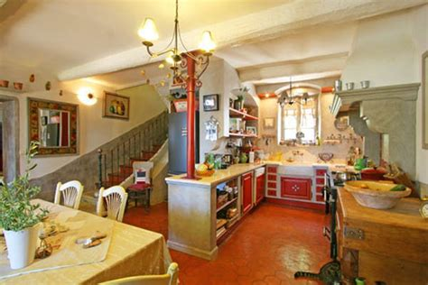 provincial kitchen dining kitchen design country home decorating ideas from provence
