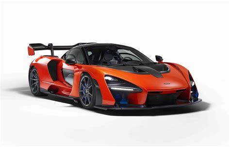 Official: McLaren Senna Hypercar   GTspirit