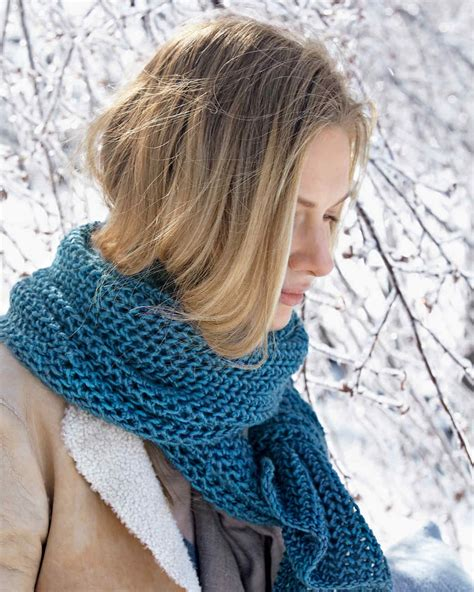 martha stewart knitting 7 knitted scarves to feel cozy and comfortable martha