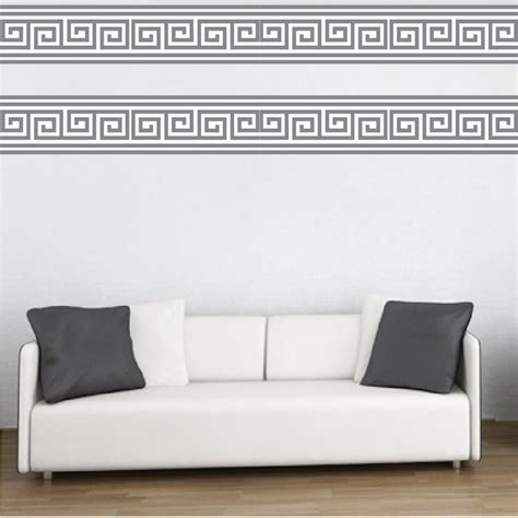 Wall Border Stickers border wall mural decal border wall decal murals